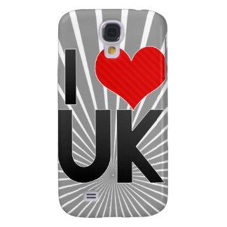 I Love UK Galaxy S4 Case