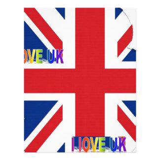 I LOVE UK LETTERHEAD