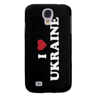 I Love Ukraine Samsung Galaxy S4 Case