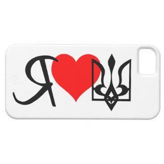 I Love Ukrraine Lg ~ iPhone Case