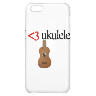 I love ukulele iPhone 5C covers