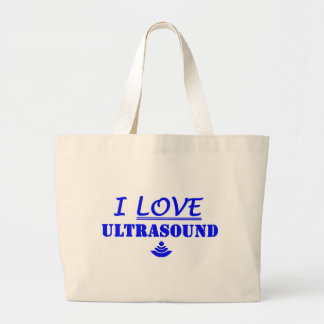 I Love Ultrasound! Bags