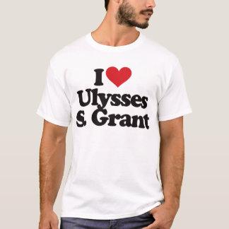 I Love Ulysses S Grant T-Shirt