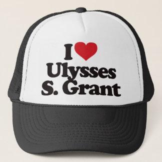 I Love Ulysses S Grant Trucker Hat