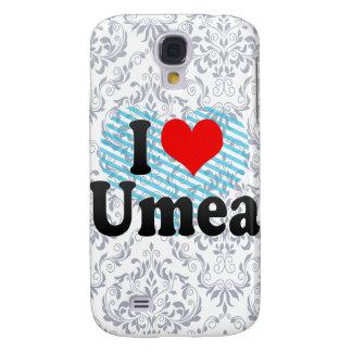I Love Umea, Sweden Galaxy S4 Covers