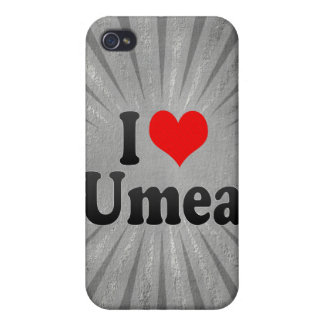 I Love Umea, Sweden iPhone 4/4S Cases