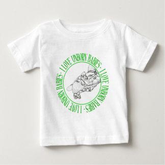 I love unborn babies baby T-Shirt