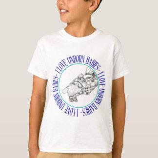 I love unborn babies T-Shirt