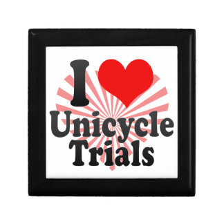I love Unicycle Trials Trinket Boxes