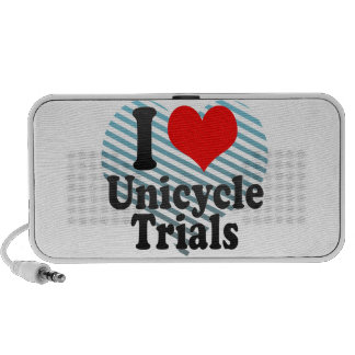 I love Unicycle Trials Speakers