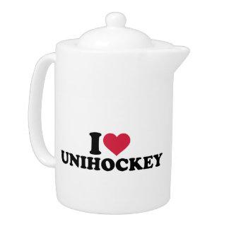 I love Unihockey