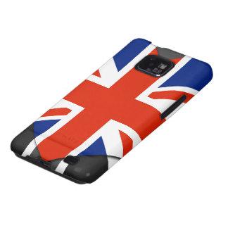 I love United Kingdom - SS Galaxy case Samsung Galaxy S2 Case