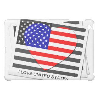 I love United States - iPad case