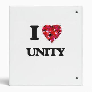 I love Unity Binder