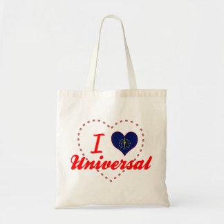 I Love Universal, Indiana Bag
