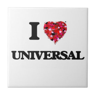 I love Universal Small Square Tile