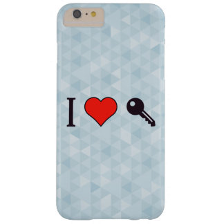 I Love Unlocking My Dreamhouse Barely There iPhone 6 Plus Case