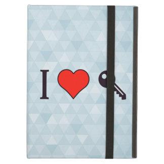 I Love Unlocking My Dreamhouse iPad Air Case