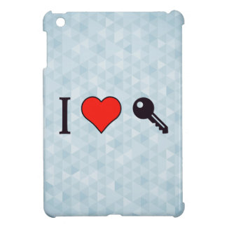 I Love Unlocking My Dreamhouse iPad Mini Cover