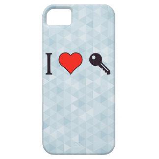 I Love Unlocking My Dreamhouse iPhone SE/5/5s Case