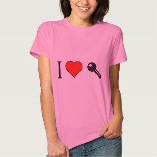 I Love Unlocking My Dreamhouse Tee Shirt