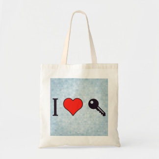 I Love Unlocking My Dreamhouse Tote Bag