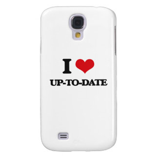 I love Up-To-Date Galaxy S4 Cover