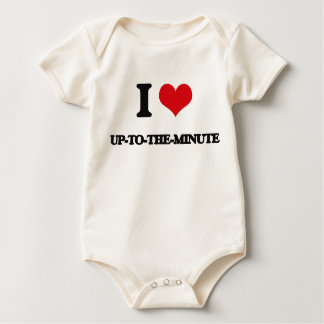 I love Up-To-The-Minute Baby Bodysuits