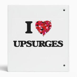 I love Upsurges Binders