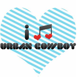 I Love Urban Cowboy Statuette