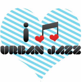 I Love Urban Jazz Photo Cutout