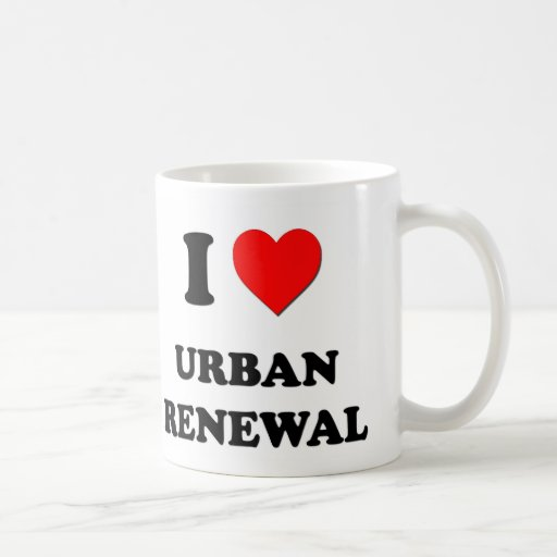 I love Urban Renewal Coffee Mugs