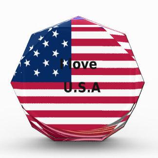 I LOVE USA AWARD