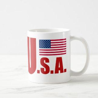 I LOVE USA MUGS
