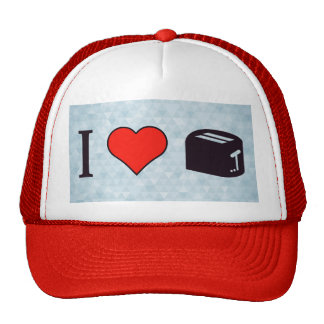 I Love Using A Toaster Trucker Hat
