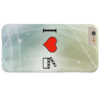 I Love Using Clapperboard Barely There iPhone 6 Plus Case