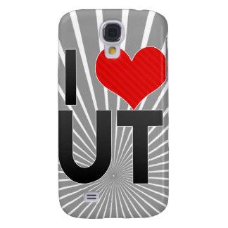 I Love UT Galaxy S4 Covers