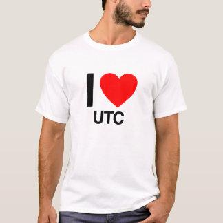 i love UTC T-Shirt