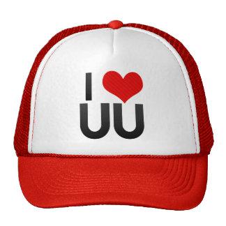 I Love UU Trucker Hat