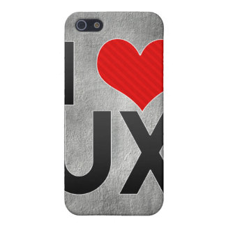 I Love UX iPhone 5 Cases