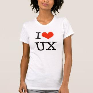 I love UX T Shirt