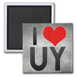 I Love UY Magnet