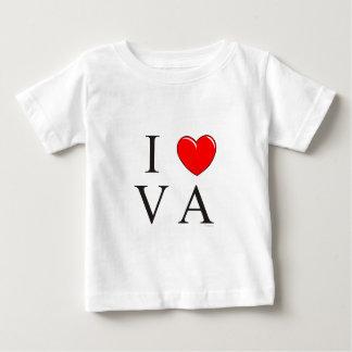 I love VA Baby T-Shirt