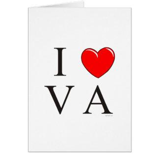 I love VA Card