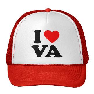 I LOVE VA HAT