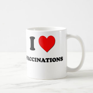 I love Vaccinations Coffee Mug
