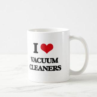 I love Vacuum Cleaners Classic White Coffee Mug