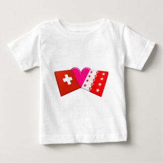 I Love Valais Shirts