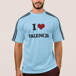 I Love Valencia Shirts