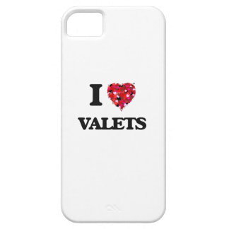 I love Valets iPhone 5 Cases